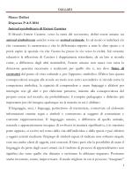 DALLARI Marco Dallari Dispensa P.A.S 2014 Animal symbolicum di