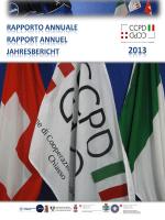 Rapporto attività 2013