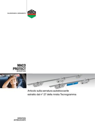 brochure in PDF - Colfer Sartori