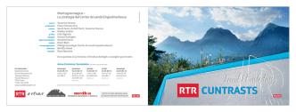 CUNTRASTS - Radiotelevisiun Svizra Rumantscha