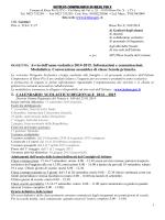 ISTITUTO COMPRENSIVO DI RIESE PIO X - Anno