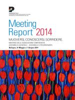 Parkinson Italia Meeting Report 2014