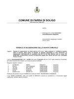 DGC_2014_008 pdf - Comune di Farra di Soligo