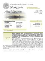 NOTIZIARIO n.2(annoVIII) - soroptimist