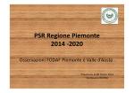 2014 Presentazione Tavolo PSR