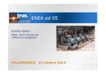 Relazione Efficienza Energetica
