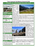 Tour Casaccia-Val Maroz-Casaccia (CH)