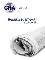 Rassegna stampa 1 luglio 2014