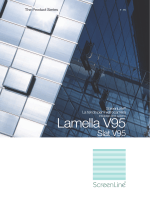 Lamella V95 - Glaseksperten