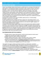 DIETA PER ACNE - Educazione Nutrizionale Grana Padano