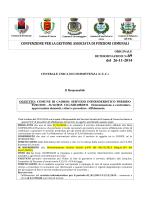 del 26-11-2014 - Comune di Caorso