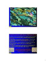 Rocce Metamorfiche - Istituto Pontano