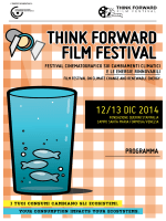 Catalogo - 2014 - Think Forward Film Festival