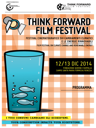 Catalogo - 2014 - Think Forward Film Festival