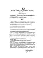 TRIBUNALE DI ALESSANDRIA ex Tribunale di Acgui Terme