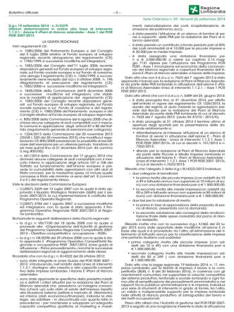Bollettino Ufficiale Serie Ordinaria n. 39