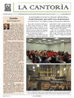 """la cantorìa - Scuola Diocesana di Musica Sacra """"Dante Caifa"""""""