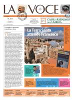 La Voce n.18 del 16 Maggio 2014