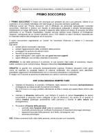 Corso Volontari CRI 2014_dispensa