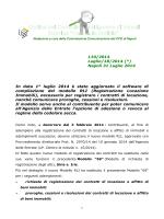 N° 110/2014 - Ordine CDL Napoli