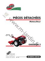 Gardener 9 - M