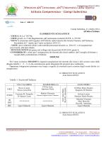 docenti 2014/15 - Istituto Comprensivo Campi Salentina