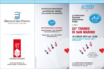 23° Torneo di San Marino