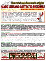 scarica il volantino - FIM-CISL Bergamo   Federazione Italiana