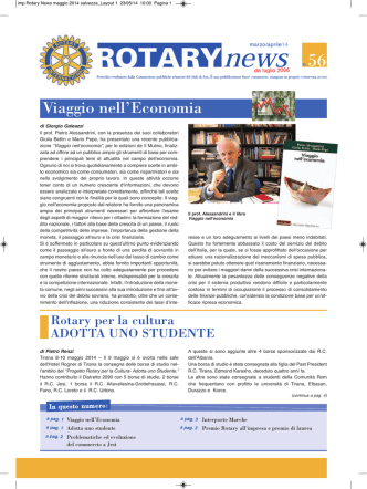 APRILE/MAGGIO 2014 n. 56