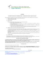 AVVISO IL R.U.P. - Ente Riserve Naturali Regione Foce Volturno