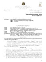 Bando - Treviso – Ufficio scolastico territoriale