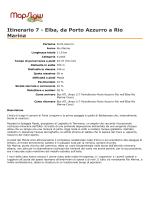 Itinerario 7 - Elba, da Porto Azzurro a Rio Marina