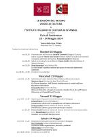LE EDIZIONI DEL MULINO ultimo in turco e italiano