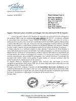 Poste Italiane S.p.A. - Confsal Comunicazioni Sicilia
