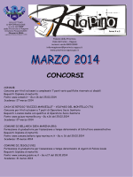 Marzo 2014 - Provincia Regionale di Ragusa