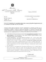 Template lettera RGS - Istituto Comprensivo di Castellucchio