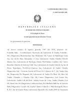 Sentenza n. 3920/2014