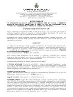 Avviso pubblico [file ] - Regione Autonoma della Sardegna