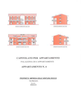 Appartamento 04 - Impresa Edile Ventura Rocco
