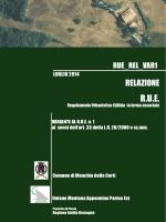 R.U.E. - Comune di Monchio delle Corti