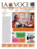 La Voce n.16 del 02 Maggio 2014