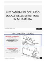 LOCALE NELLE STRUTTURE - Architettura Strutturale