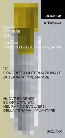 17° congresso internazionale di terapia implantare