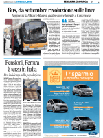 articolo Carlino Ferrara 29 luglio