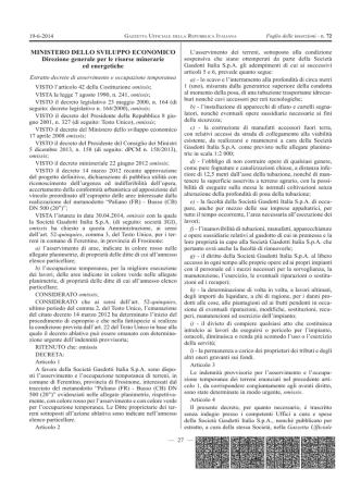 comune di FERENTINO (FR) - Unmig
