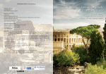 Programma Scientifico - Società italiana di neurologia