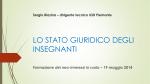 slides - Ufficio Scolastico Regionale Piemonte