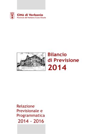 3 RPP 2014-2016 - Comune di Verbania