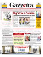 Pagina Gazzetta di Saluzzo