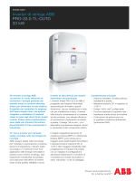 Inverter di stringa ABB PRO-33.0-TL-OUTD 33 kW